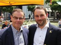 Michael Freilich en André Gantman